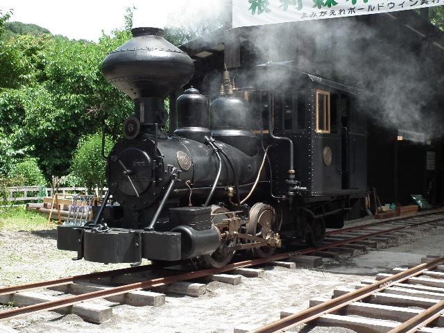 根利森林鉄道まつり