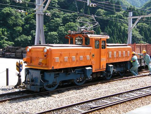 貨物用電気機関車