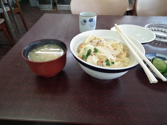 関西風親子丼