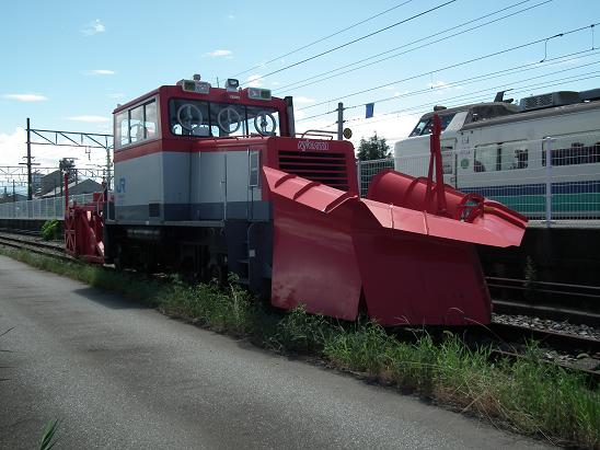 JR西日本のモーターカー