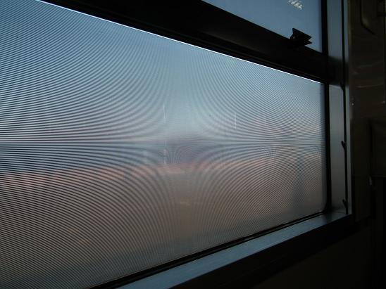キハ47の車窓