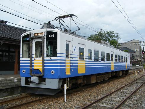 愛知環状鉄道から来た車両