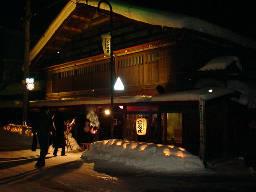 冬のこみせ01