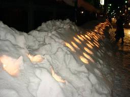 冬のこみせ04