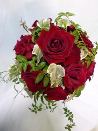 薔薇のブーケ