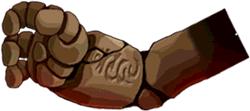 ジャクム腕1