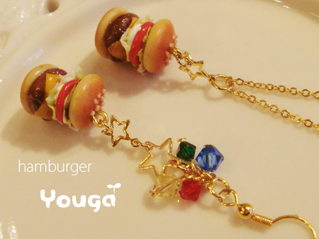 ハンバーガー☆