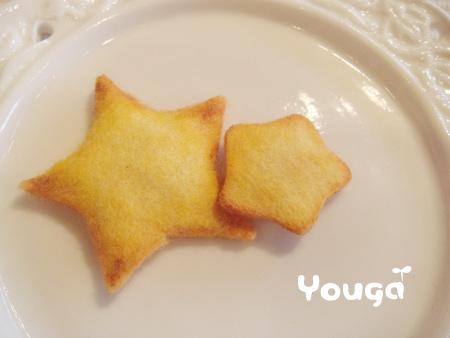 フェルトクッキー☆