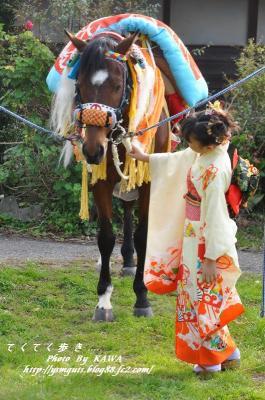 12お供馬結婚式_6168