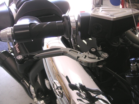 VMX17ブレーキ側装着