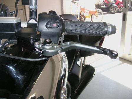 VMX17クラッチ側装着