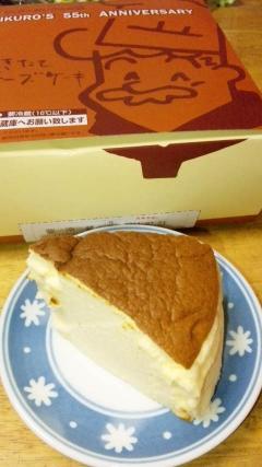 りくろーチーズケーキ
