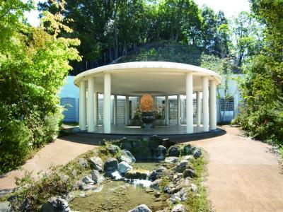 永代供養を行うため09年3月に開設された「なごみ霊廟」の全景