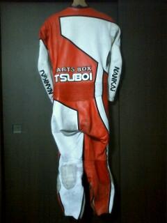レーシングスーツ 2