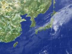 台風14号 20時0分現在