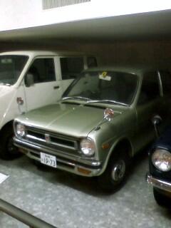 101116_自動車博物館 ホンダN360