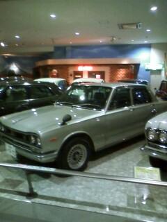 101116_自動車博物館 ニッサン スカイライン