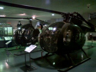 110112_川崎OH-6J  小型観測ヘリコプター 日本
