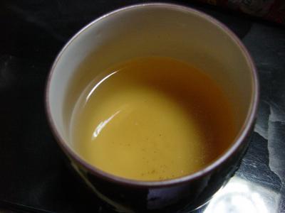 焙煎豆豆茶 ②
