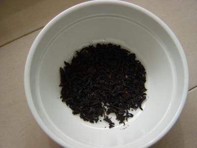 FM ピーチ茶葉