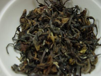 東方美人茶 茶葉