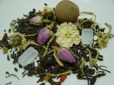 八宝茶茶葉