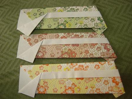 簡単 折り紙 : 箸入れ 作り方 折り紙 : yukinocafe.blog11.fc2.com