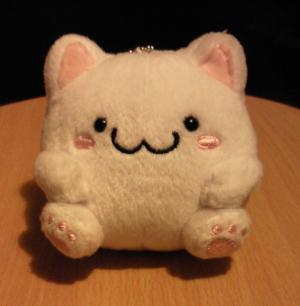 UFOキャッチャー 白猫