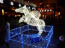 「気まぐれロマンティック」-horse_illumi