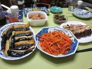 1月24日の夕飯