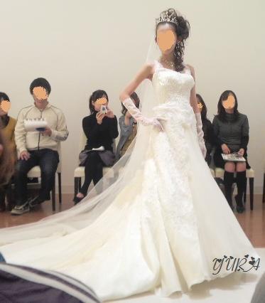 ドレス(白)1
