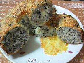 Coharu・黒ごま贅沢チーズc