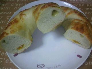 雲亭・チーズとかぼちゃc
