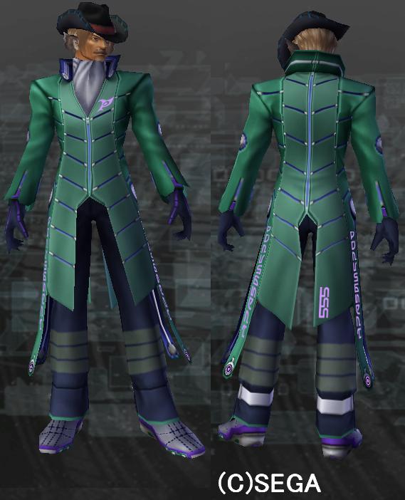 イーサンコート・レプカ深(明るい緑x暗い青)