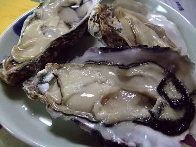 美智子おばちゃんから牡蠣