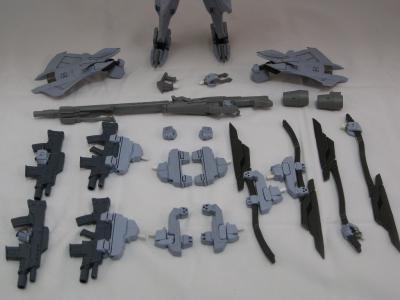 一般機の武装