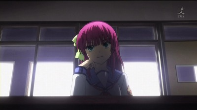 Angel Beats! 11 変ね
