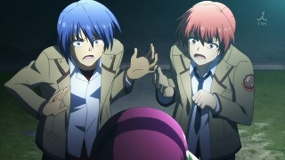 Angel Beats! 11 動揺