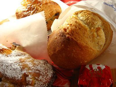 ラ・ブーランジュリーのパン
