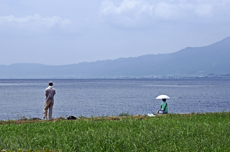 琵琶湖夏06