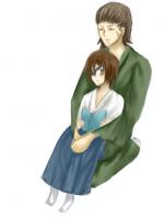 小十郎と政宗様(幼少期)