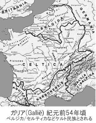 Galliers Kaart 01