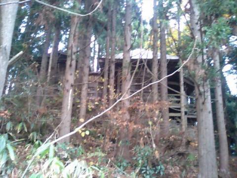 神社の小径21;馬頭観音