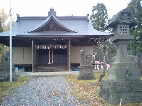 神社の小径32;諏訪神社