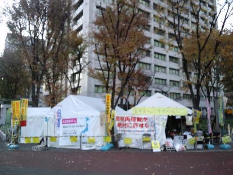 occupy 12月11日(日)-1