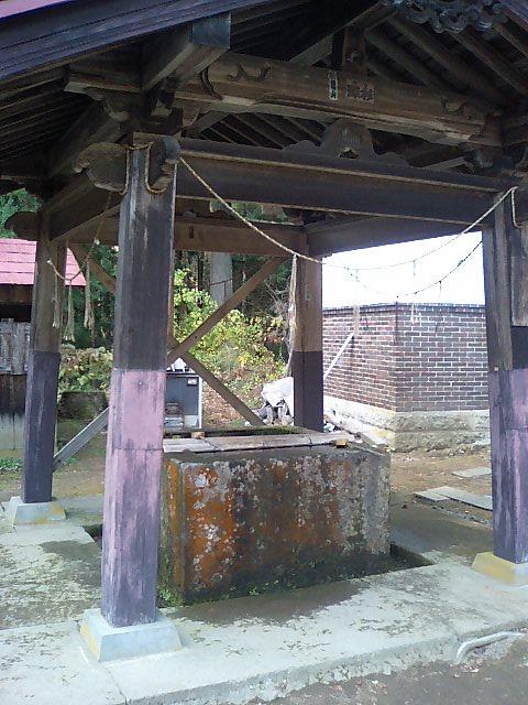 神社の小径5;土津神社