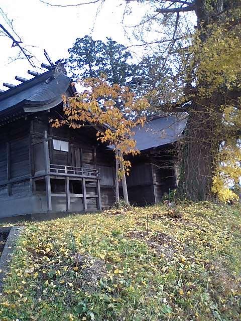 神社の小径29;諏訪神社
