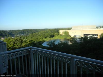 アカデミアパーク眺望