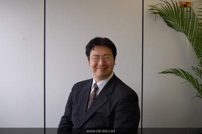 若かりし日の鈴木法人企画部マネージャー