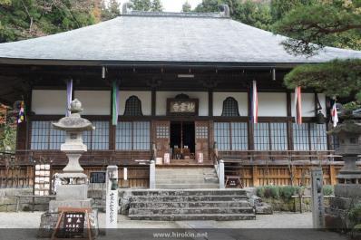 妙雲寺本堂